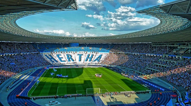 ورزشگاههای اروپا