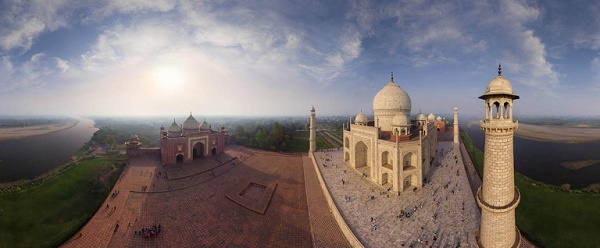 تاج-محل،-هند