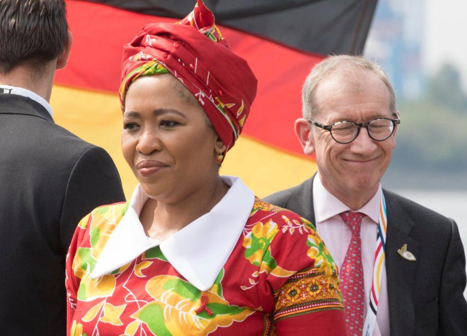 همسران رهبران جی20