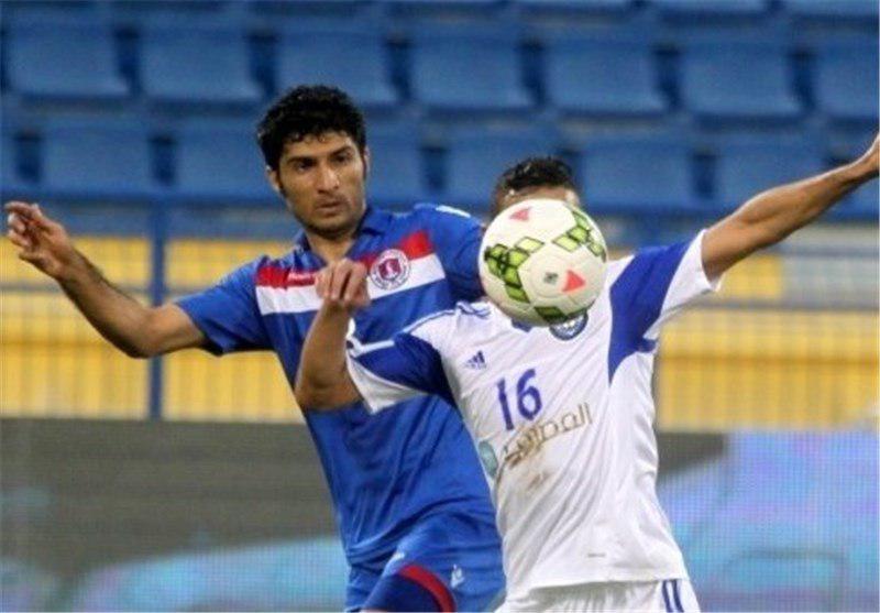 بازیکنان ایرانی شاغل در خارج