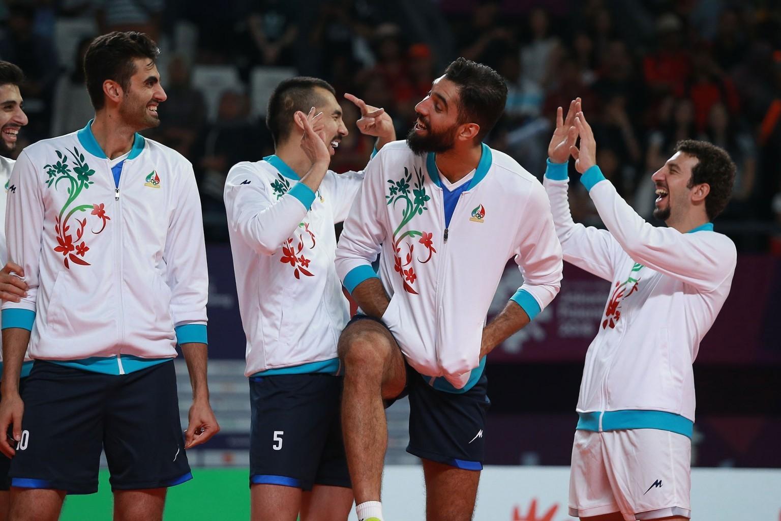 والیبال - بازی های آسیایی