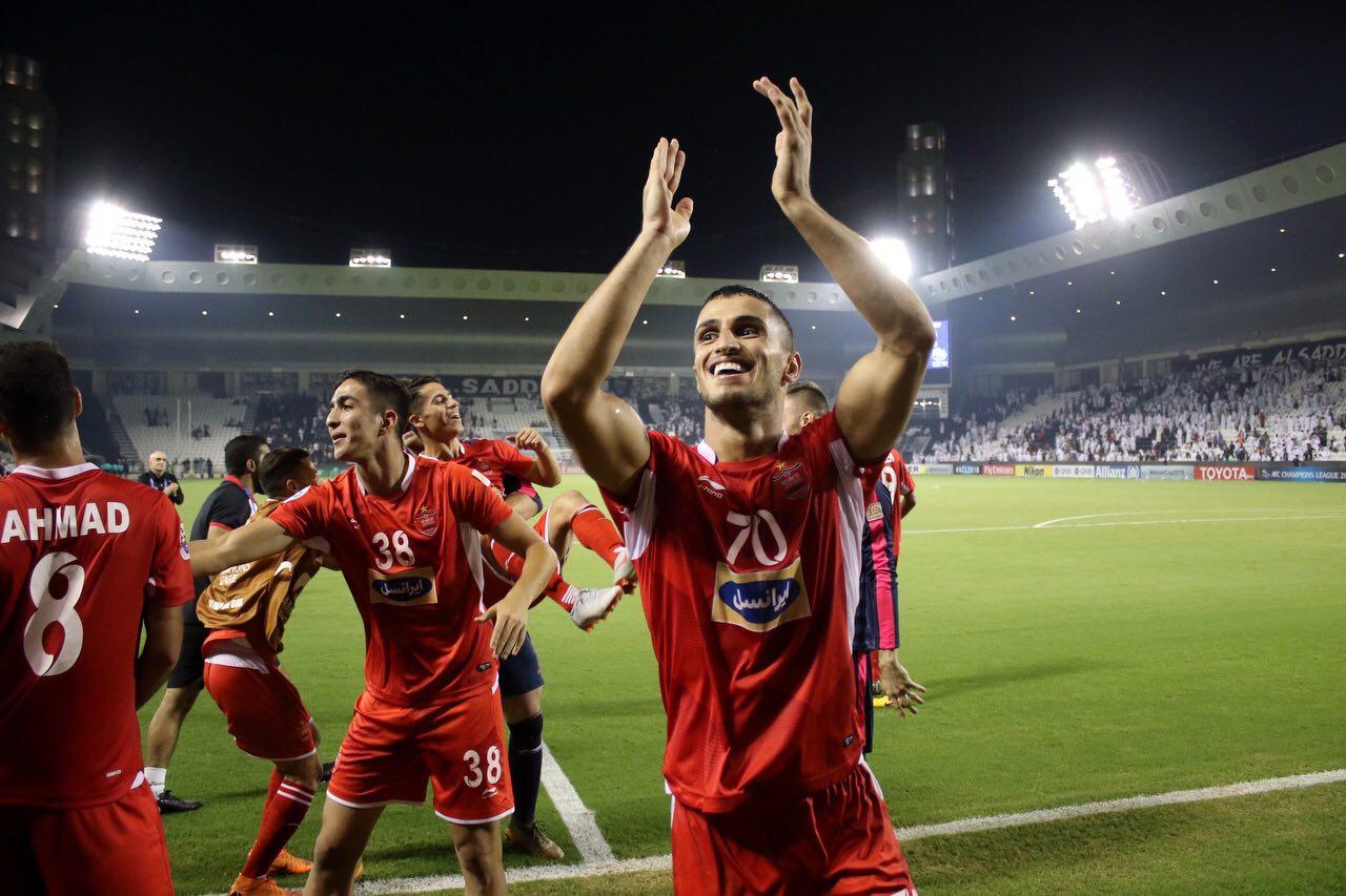 6 بازیکن پرسپولیس در خطر محرومیت از فینال آسیا