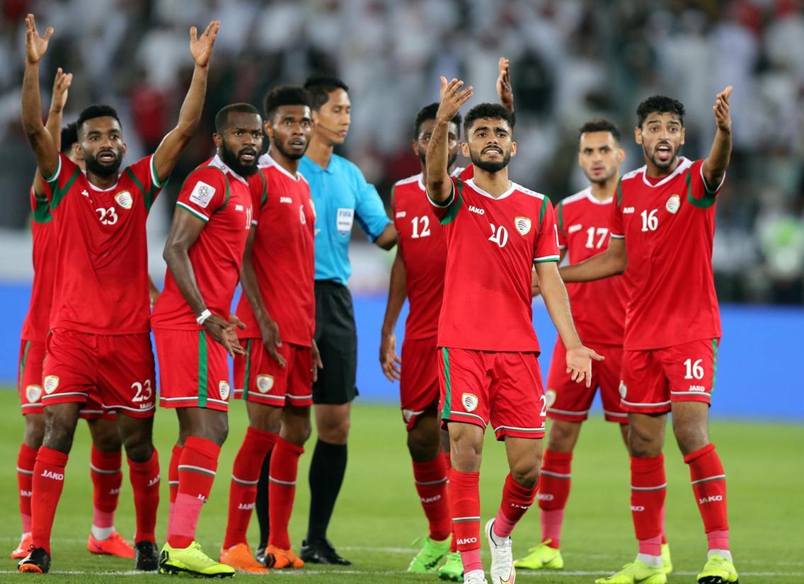 جام ملت های آسیا - ژاپن و عمان