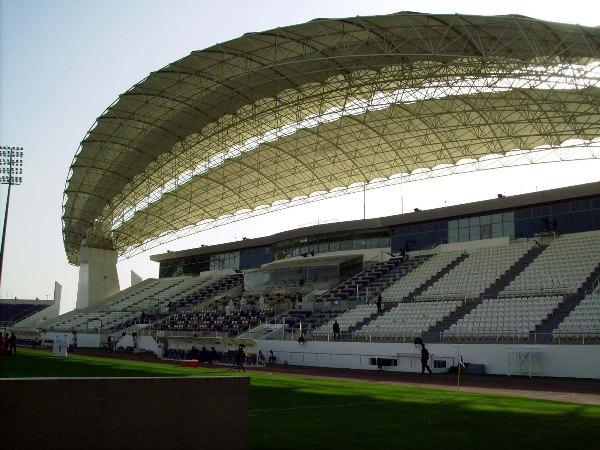 ورزشگاه های امارات