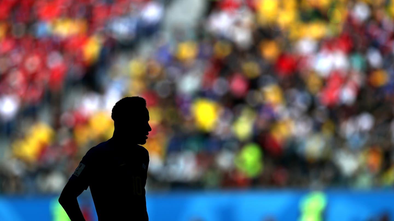 جام جهانی - برزیل و کاستاریکا- نیمار