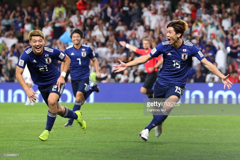 جام ملت های آسیا - ایران و ژاپن