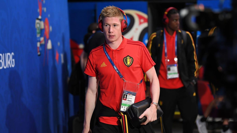 جام جهانی - بلژیک و فرانسه