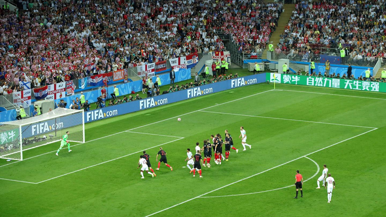 در حال بهروزرسانی… / انگلیس یک - کرواسی صفر حاشیه و تصاویر تقابل انگلیسیها با کرواتها در نیمهنهایی جام بیست و یکم +فیلم
