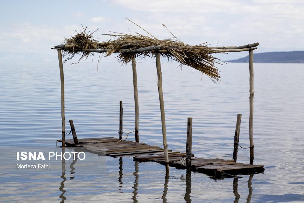 بارش نرمال بهار ۹۶ دریاچه ارومیه خشک نیست + عکس   جماران   خبروان