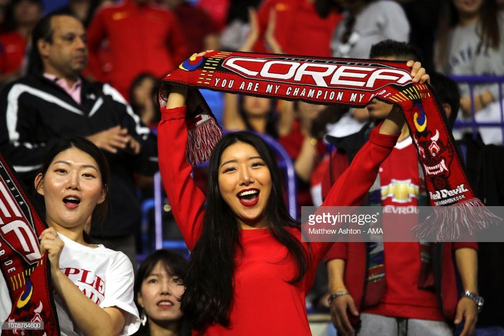 جام ملت های آسیا - تماشاگران