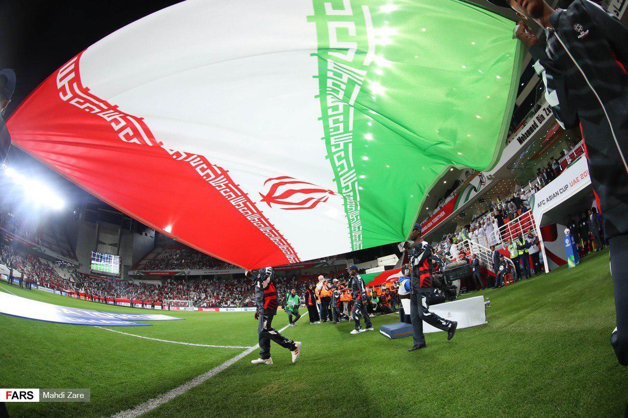 جام ملت های آسیا - ایران و عمان