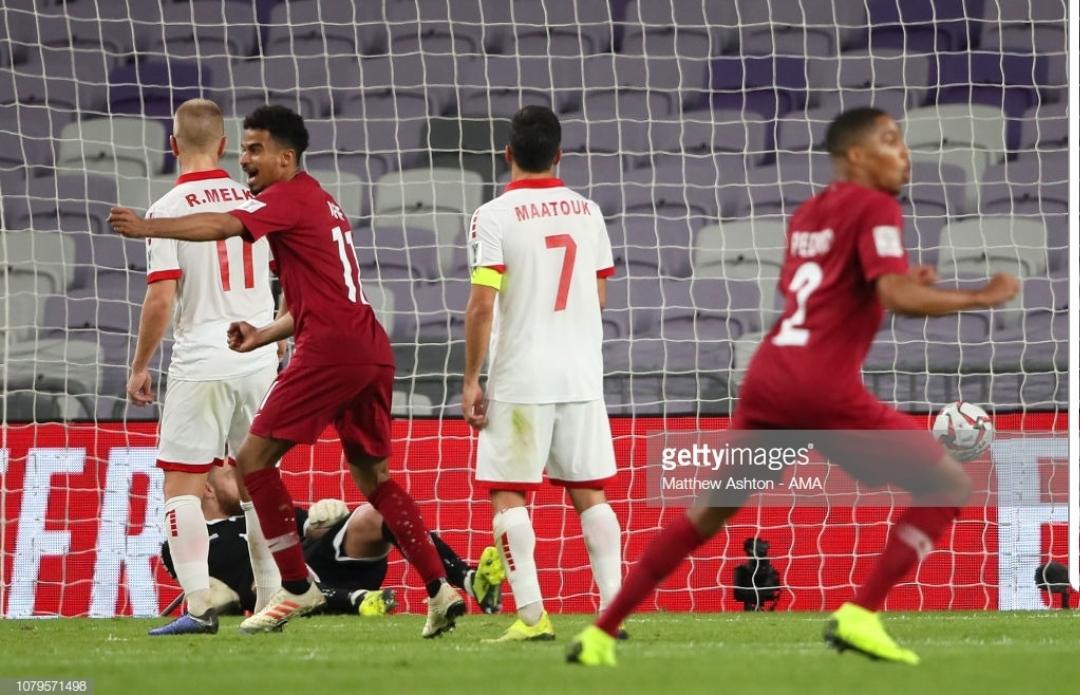 جام ملت های آسیا - لبنان و قطر