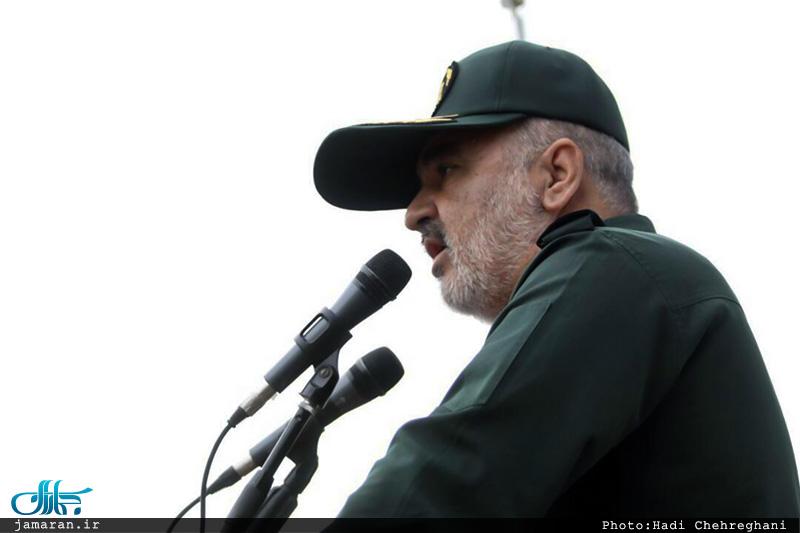 سردار سلامی: گزینه «جنگ» علیه ایران منتفی است/ سختیها میگذرد