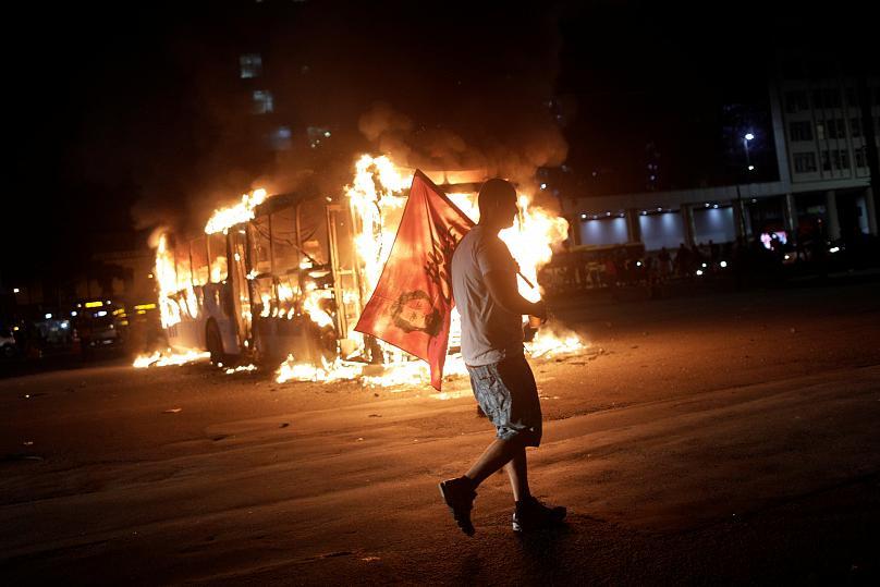 برزیل. اعتراض