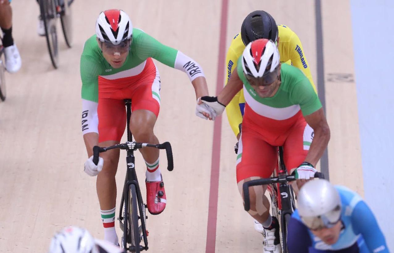 اسامی رکابزنان ایران در مسابقات قهرمانی آسیا