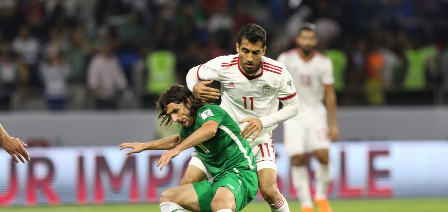 جام ملت های آسیا - ایران و عراق