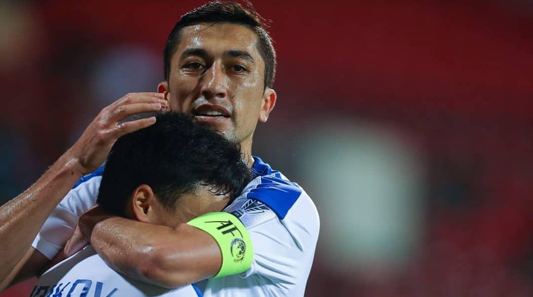 جام ملت های آسیا - ازبکستان و ترکمنستان