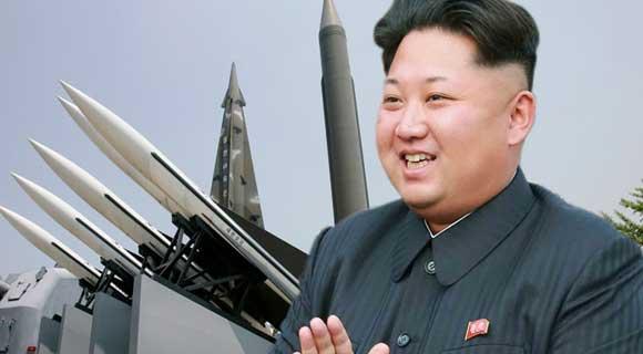 کرهشمالی یک سلاح فوق مدرن جدید آزمایش کرد