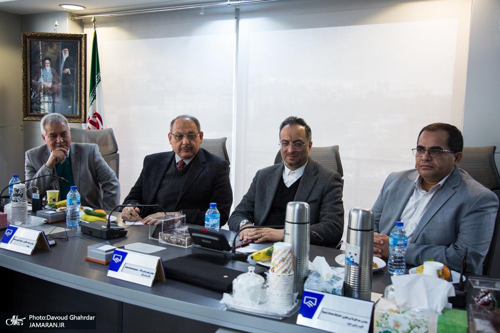 دیدار معاون وزیر مسکن عراق با مسئولان نظام مهندسی ساختمان استان تهران