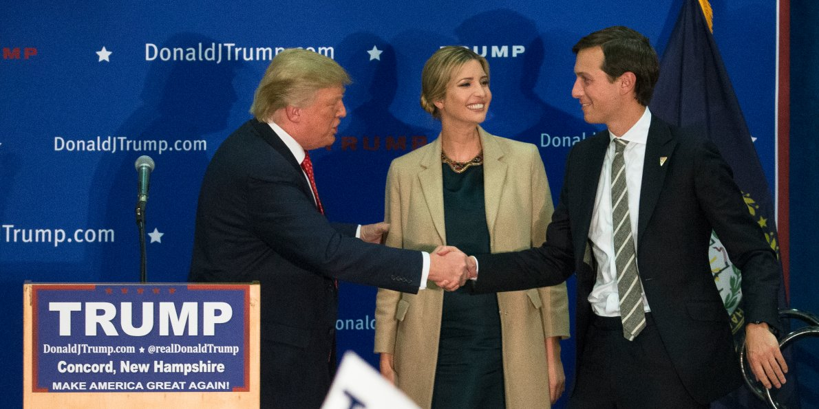 heres-why-israel-would-welcome-trumps-son-in-law-as-a-middle-east-peace-envoy