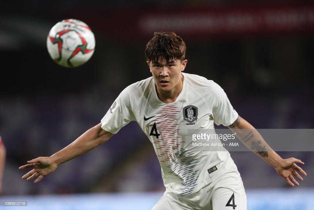 جام ملت های آسیا - کره جنوبی و قرقیزستان