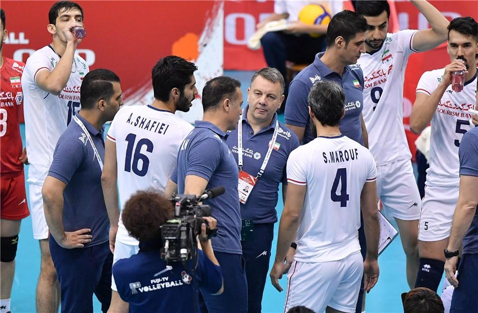 جام جهانی والیبال 2019- ایران و روسیه