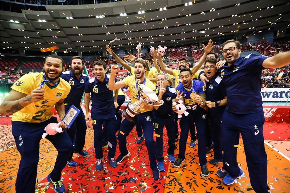 اختتامیه جام جهانی والیبال