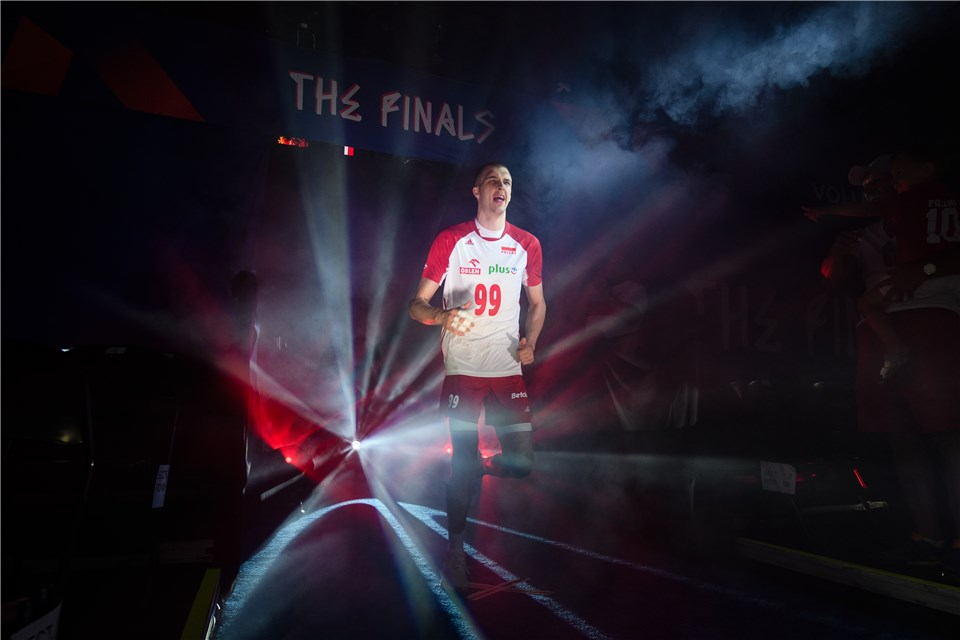 لیگ ملت های والیبال 2019 - تیم ملی والیبال ایران - تیم ملی والیبال لهستان