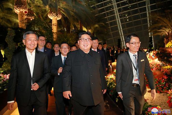 کره شمالی.کیم جونگ اون