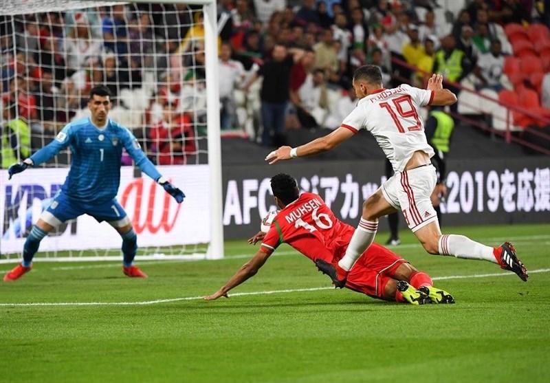 جام ملت های آسیا - ایران و عمان - بیرانوند