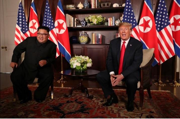 ترامپ و اون4