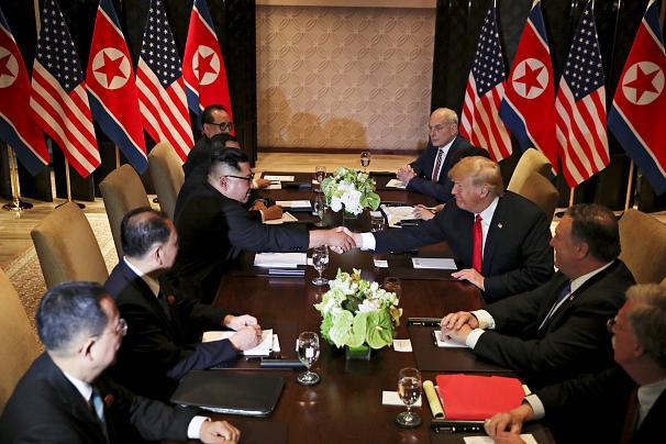 ترامپ و اون5