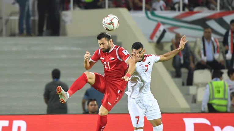 ـیم ملی فلسطین / تیم ملی سوریه