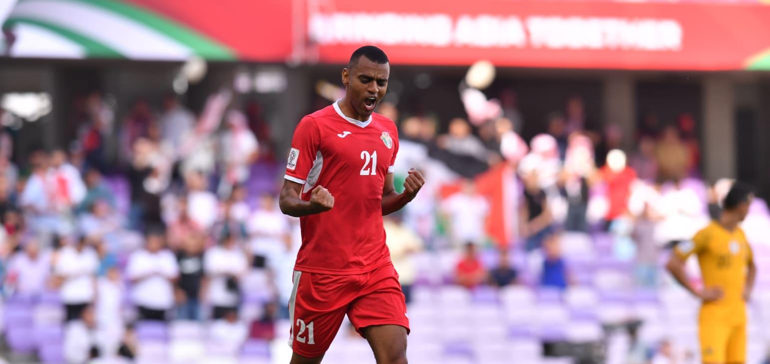 جام ملت های آسیا - استرالیا و اردن