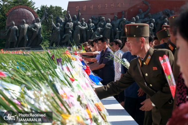 25th-anniversary-of-Kim-Il-Sungs-death