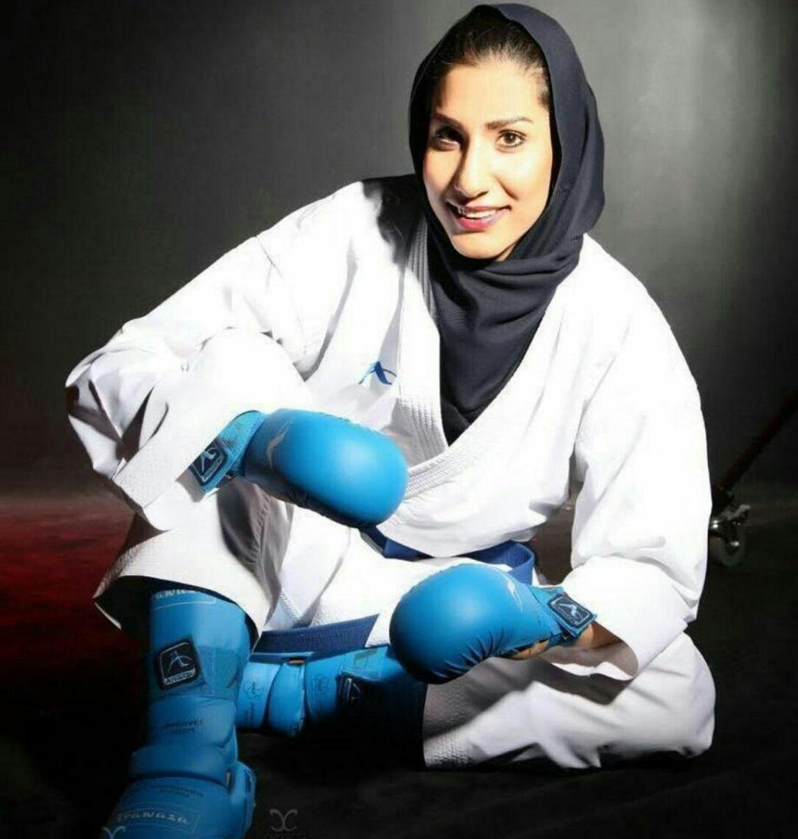 گفت وگوی جی پلاس با پرامیدترین زن کاراته ایران؛ ماکت حمیده عباسعلی در تلویزیون ژاپن + فیلم اختصاصی/ آیومی چطور تمرین میکند و ستاره ما چطور؟!