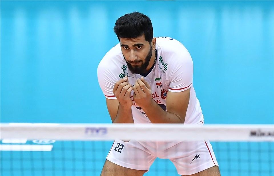 جام جهانی والیبال 2019- ایران و کانادا