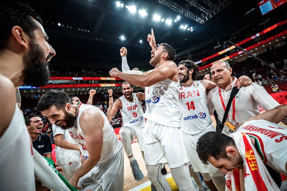 جام جهانی بسکتبال ۲۰۱۹ - ایران- فیلیپین