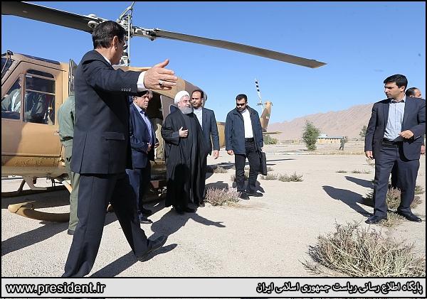 روحانی در اجتماع مردم شهرستان سرپلذهاب: دولت برای بازسازی منازل خسارتدیده از زلزله، کمک بلاعوض و وام بلندمدت اعطا خواهد کرد/ همه امکانات دولت برای کاهش سریع مشکلات مردم بسیج شده است