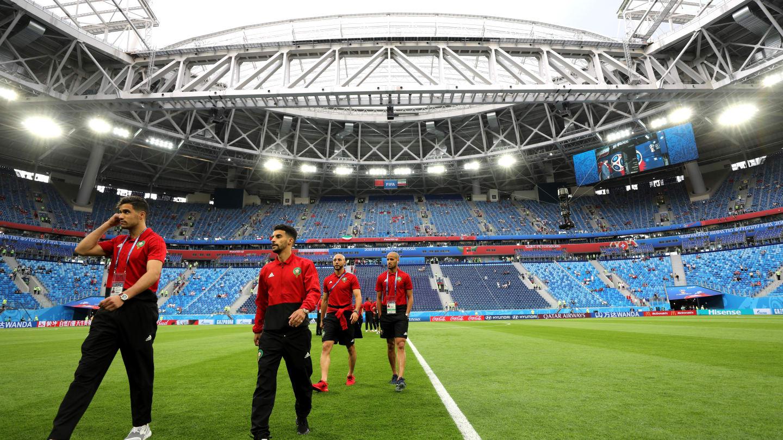 جام جهانی - ایران و مراکش