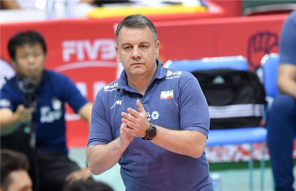جام جهانی والیبال 2019- ایران و مصر - ایگور کولاکوویچ