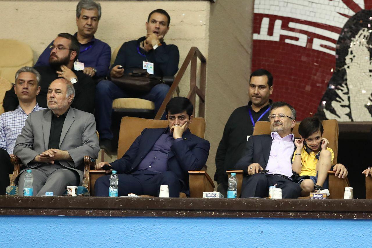 والیبال قهرمانی آسیا 2019 - ایران و سریلانکا