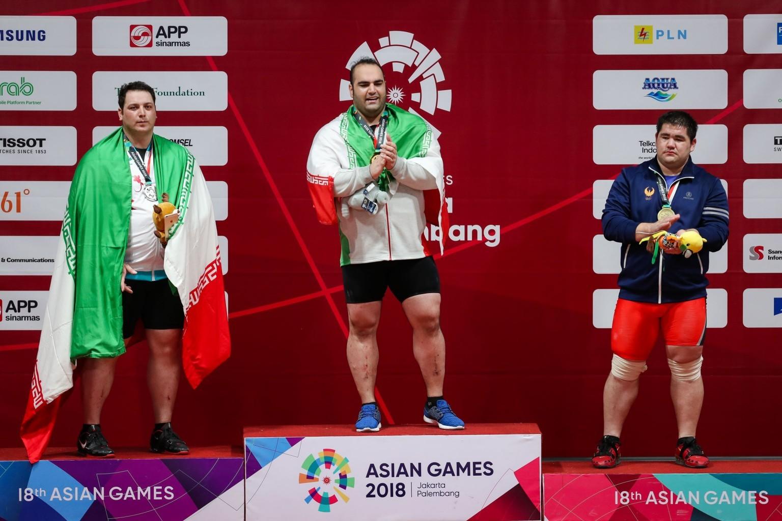 بهداد سلیمی قهرمان بازیهای آسیایی شد و خداحافظی کرد