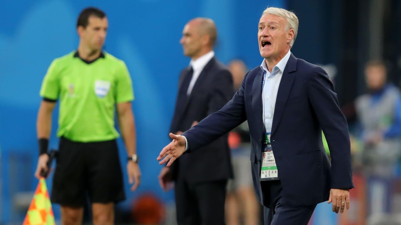 جام جهانی - بلژیک و فرانسه - دشان