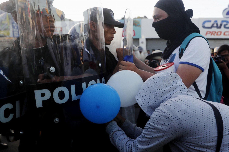 NICARAGUA-PROTESTAS_33209140