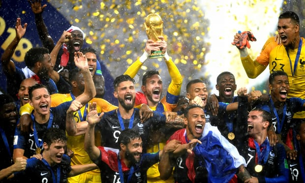 شبکه برازر بهترین بازیکن دیدار فرانسه و کرواسی