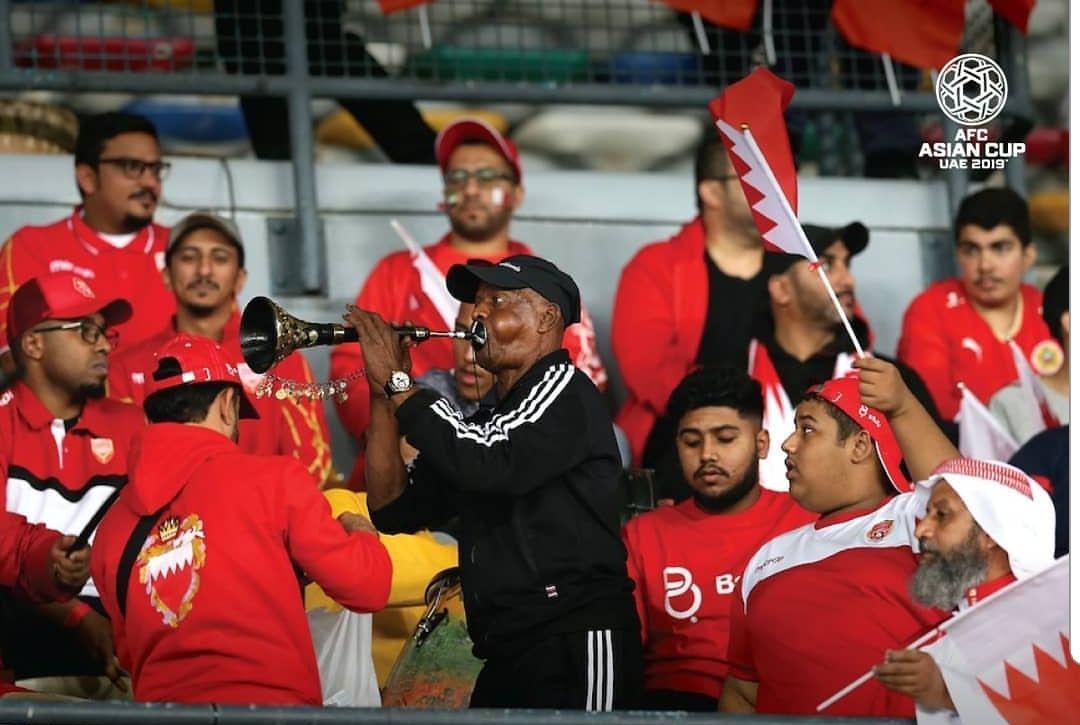 جام ملت های آسیا - بحرین و امارات