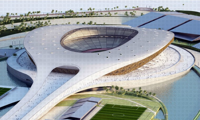 ورزشگاه التاجیات بغداد