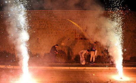 3 کشته و 513 مصدوم در حوادث چهارشنبهسوری تا ساعت 20