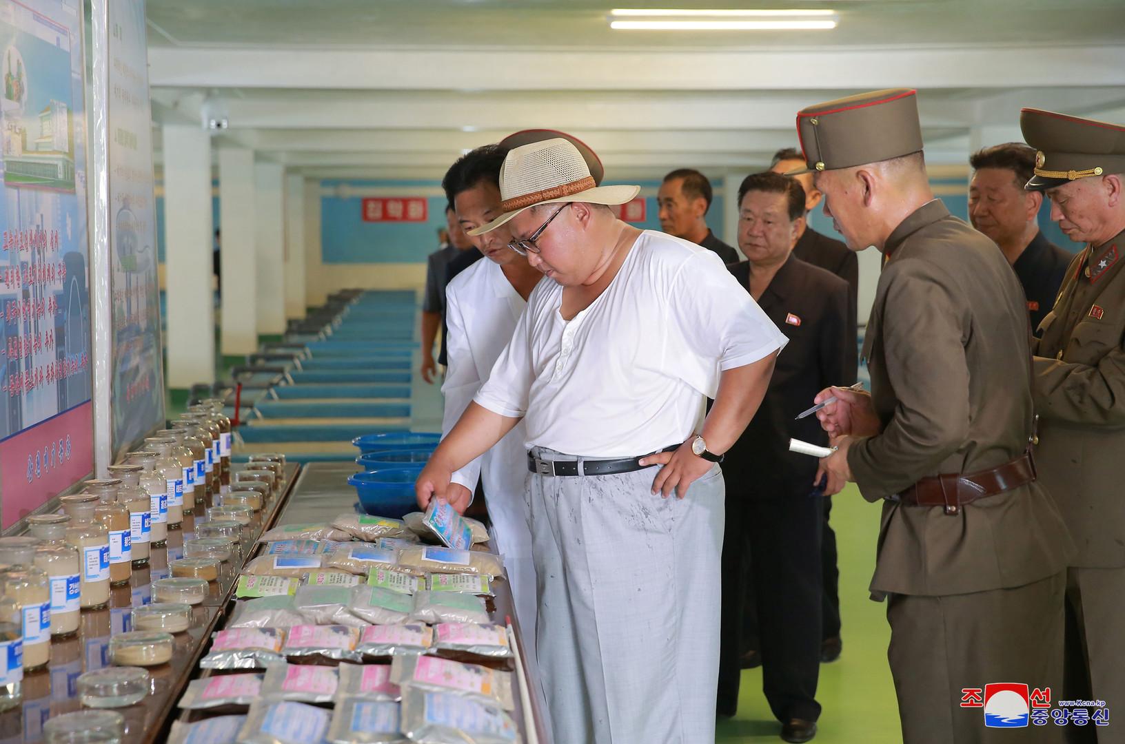 کره شمالی...کیم جونگ
